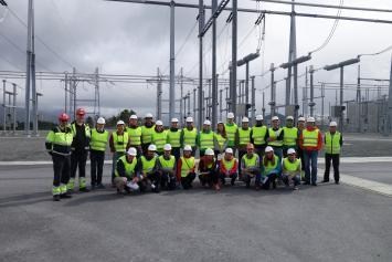 Sogndal transformation station